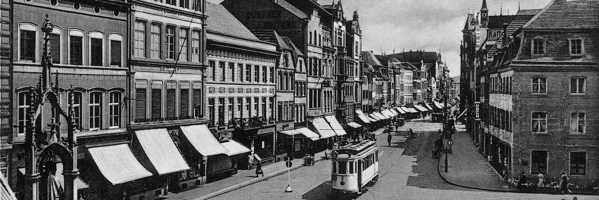 Markt mit Oberstraße